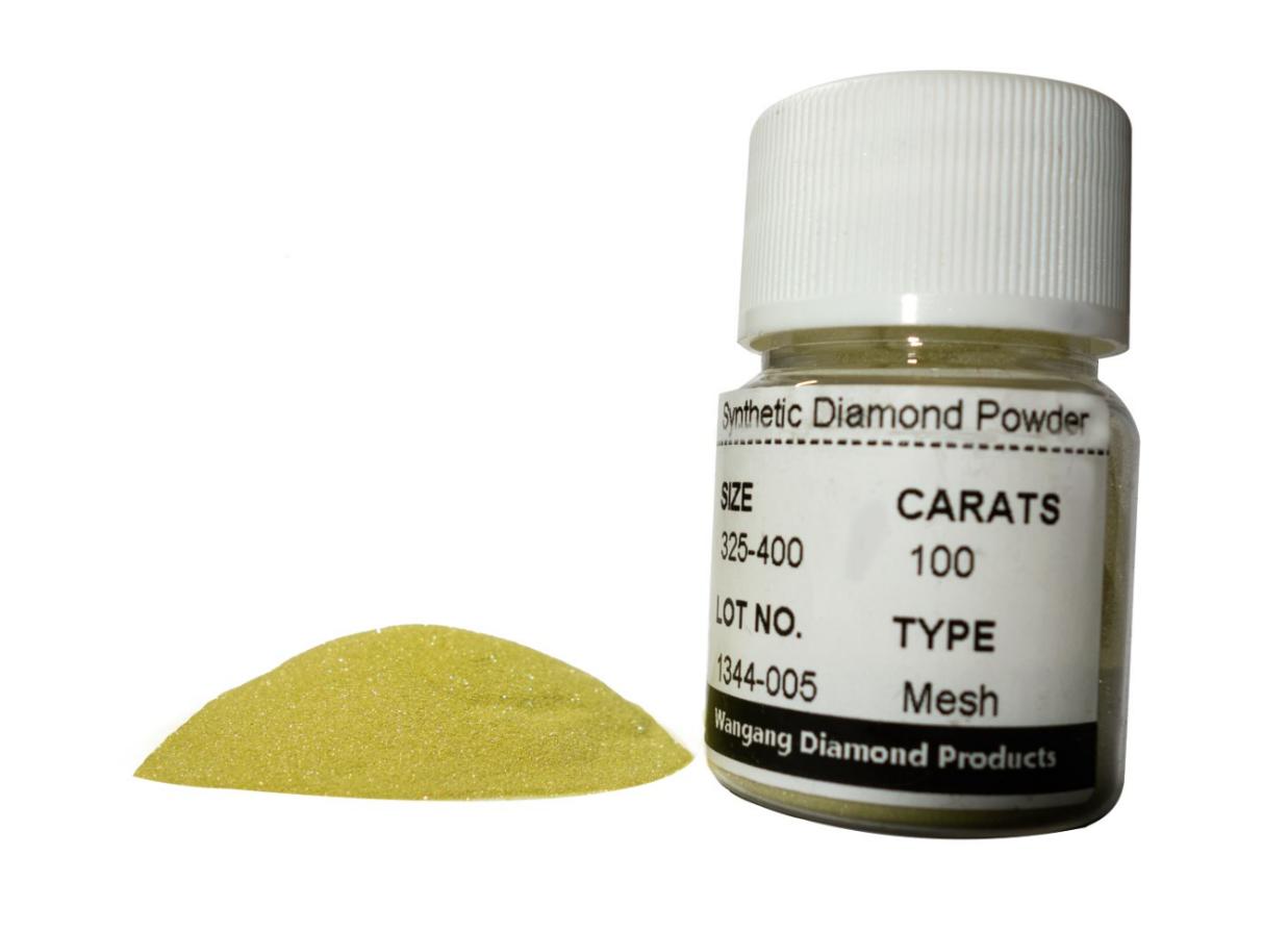 Diamond Powder for Polishing, Grinding and Cutting