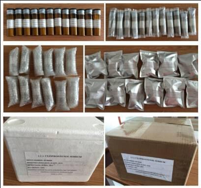 D-Cloprostenol Sodium (+)-Cloprostenol Sodium 62561-03-9 GMP