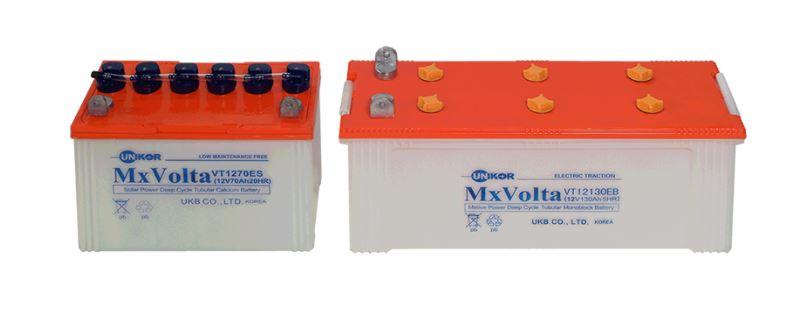 Tubular MF Positive Monoblock (EB EG ES) Deep Cycle Battery