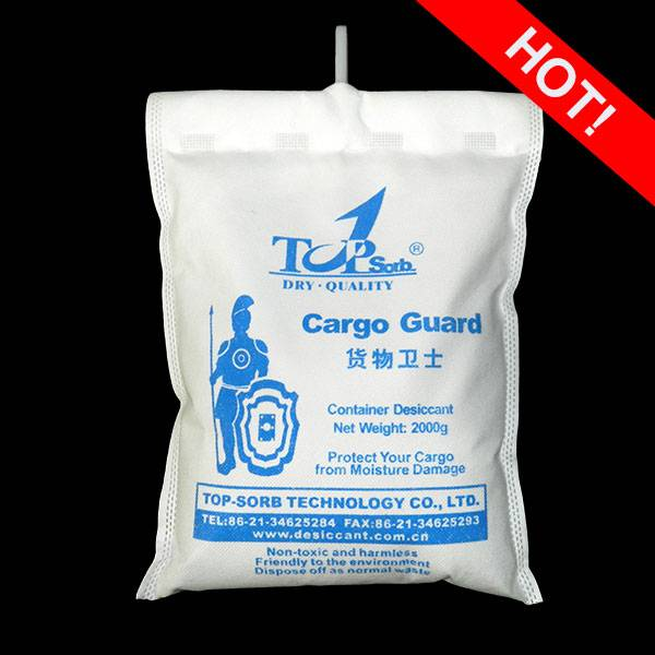 Activated Desiccant, Desiccant bags,Cargo Guard-2000 Container Desiccant,Clay Desiccant