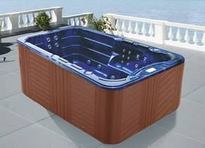 Monalisa acrylic swimming pool for sale M-3337