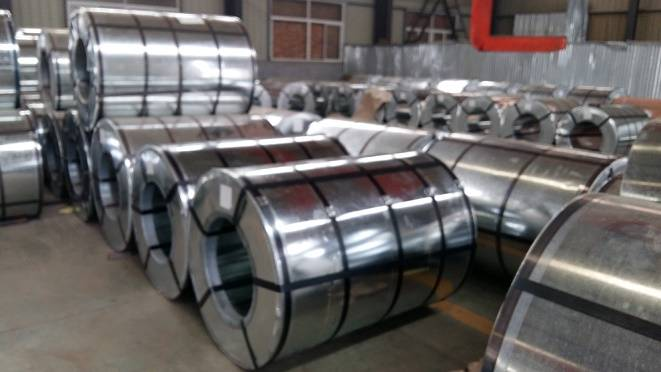 SGCC SGCH DX51D Galvanized Steel Coil and Roofing sheet