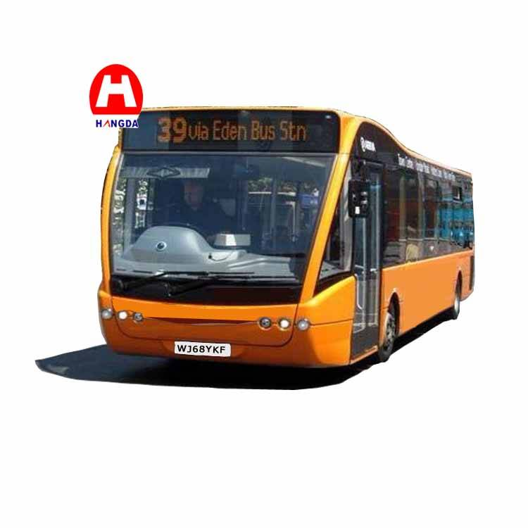 bus led moving sign led display