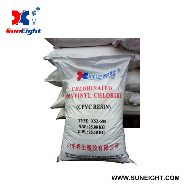 High Quality XSZ-500 Chlorinated Polyvinyl Chloride for Injection
