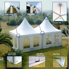 PVC Fabric Covers Aluminium Tent for Outdoor Event