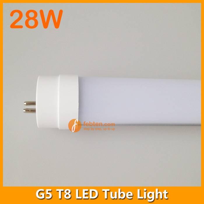 28W LED T8 Tube Light 1464mm G5