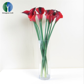 High Quality PU artificial Calla lily