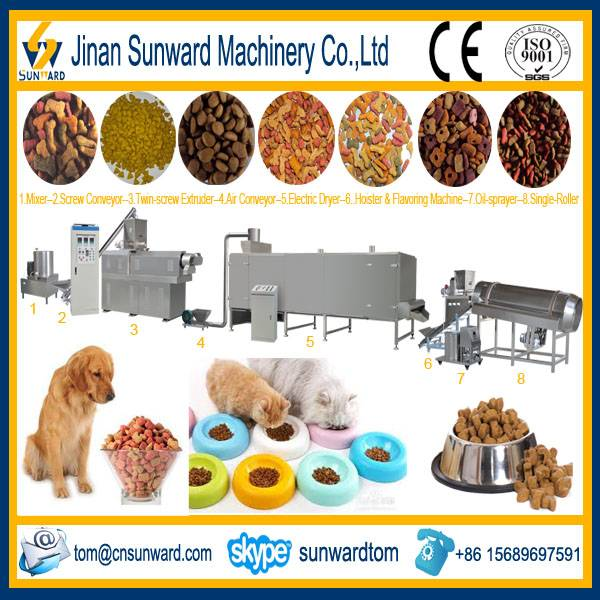 Dry Dog Food Making Machine