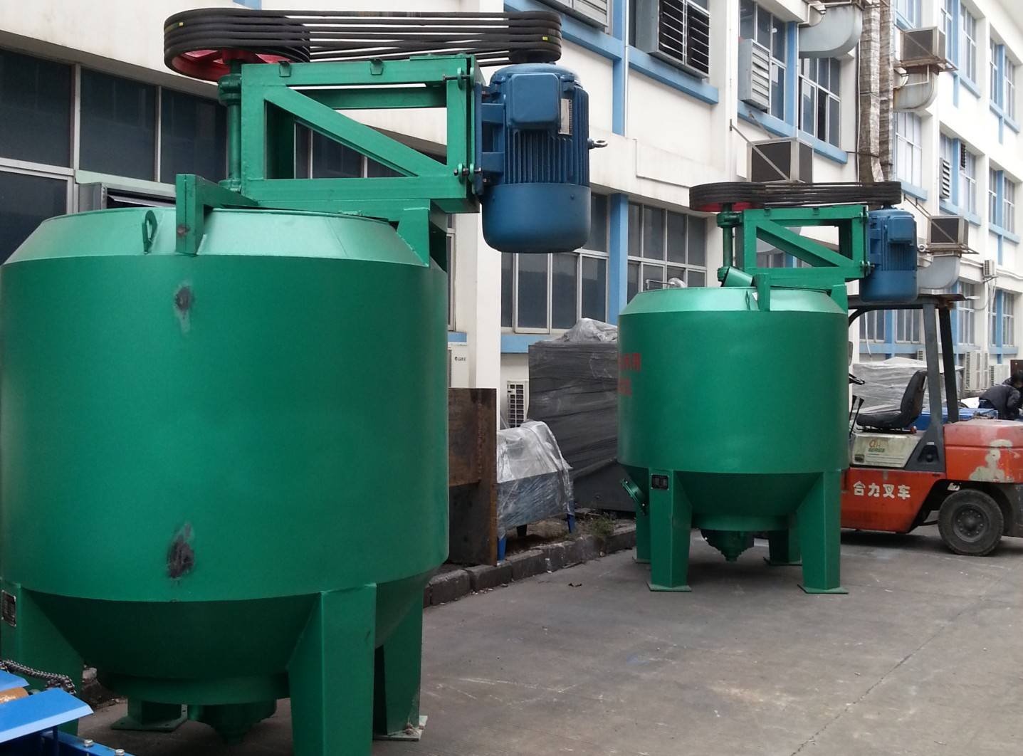 Pulping machinery of Top Drive High Consistency Hydrapulper