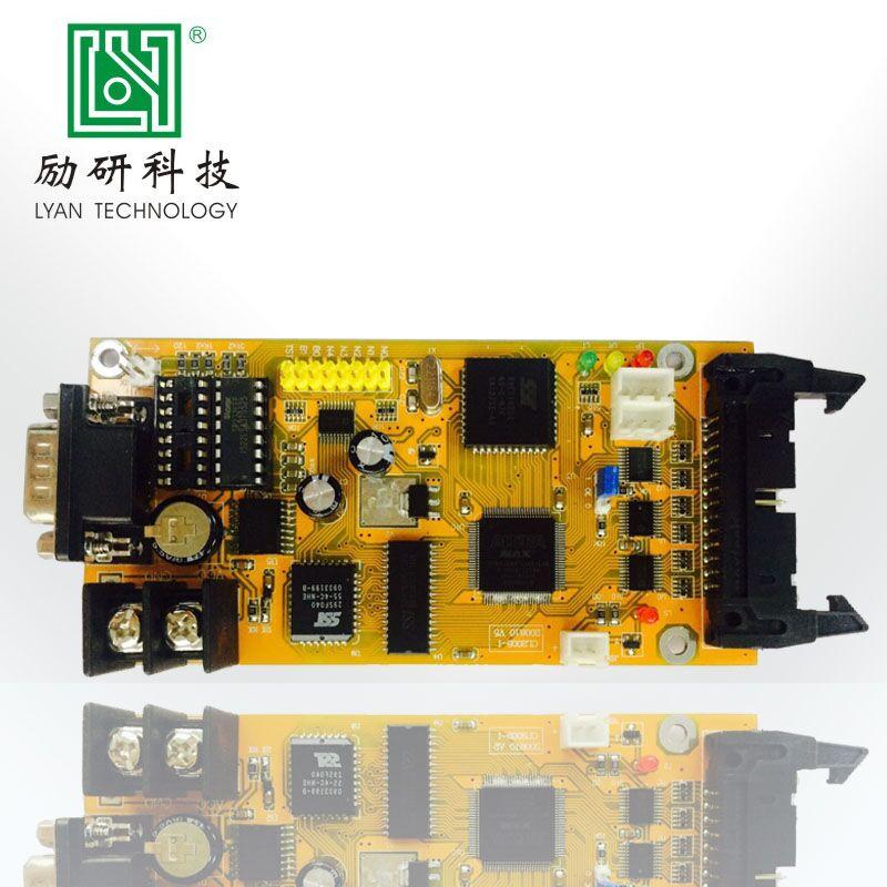 CL2005 -I communications screen control card