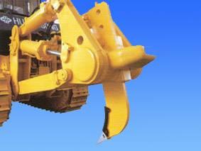 komatsu buldozer singly rippler ass'y