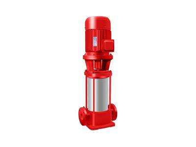 XBD(GDL)vertical multistage fire pump
