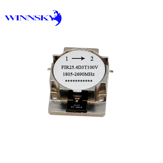 WINNSKY 1805~2690MHz RF Isolator Microwave Passive Component 100W Original Factory Offer