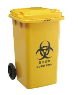 plastic  dustbin(100L)trash bin, trash can, garbage bin, garbage can, wastebin,