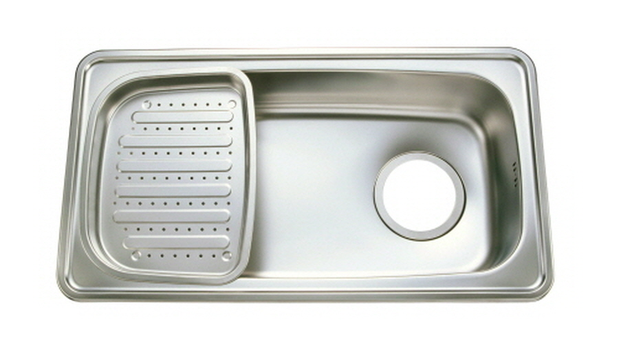 STAINLESS STEEL KITCHEN SINK (JIS 870)