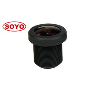 "3.0 Megapixel fisheye lens 1.39mm 1/3"""