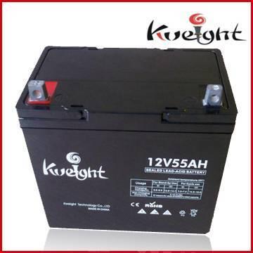 SLA battery 12V 55Ah