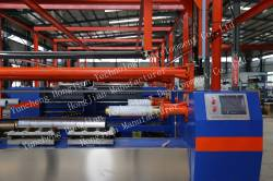 gravure cylinder electroplating production line