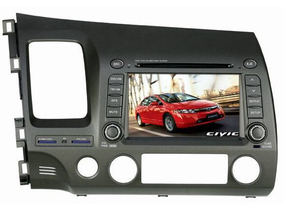 CAR DVD/GPS FOR CIVIC