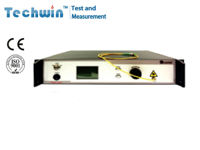 Techwin 1.0 Narrow Linewidth CW fiber lasers for Science Research