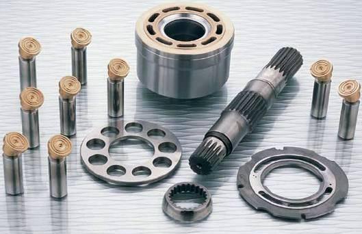 Linde series hydraulic pumps parts(HPR/B2PV/KYB)