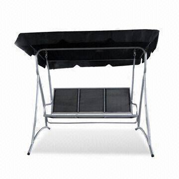 Canopy patio swings/Folding swing chairs/Garden swings