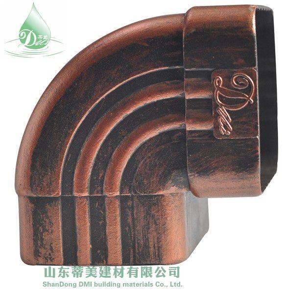 Shandong Province Local Supplier ALuminium Rainwater Roof 5k Gutter System, View Local Supplier ALum