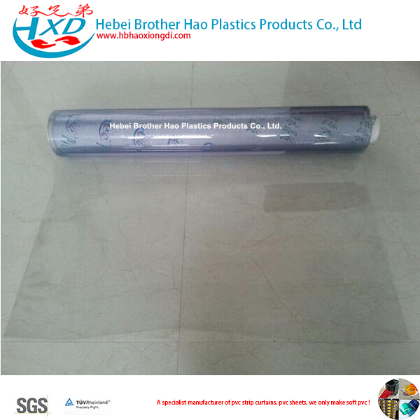 Nature Clear 2mm Thickness PVC Sheets