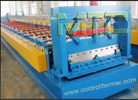 BEMO Sheet Roll Forming Machine