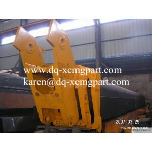 XCMG Truck Crane PARTS QY70K QY100K QY130K spare parts boom for truck crane
