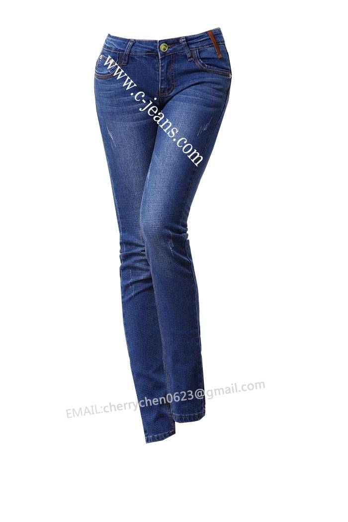 2013 New Design Summer Sexy Lady Jeans. Fashion Ladies' Jeans