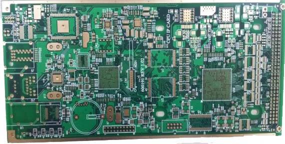 The best multilayer pcb board from shenbei factory