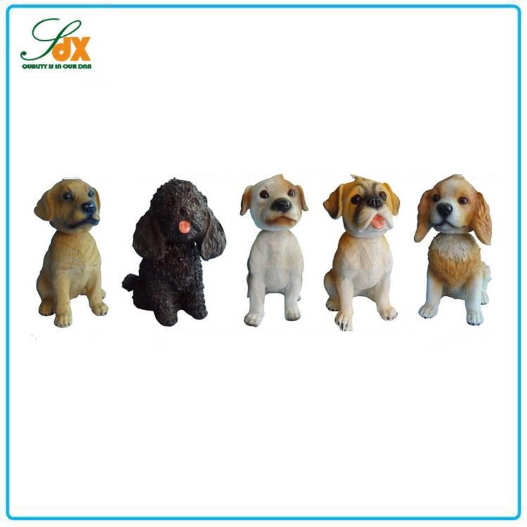 2015 Latest Children Gifts Animal Dog Bobblehead