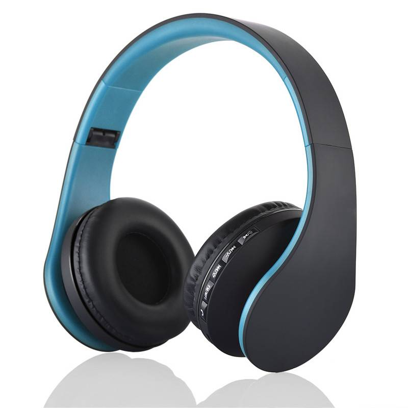 4in1 bluetooth stereo headphone Wireless Bluetooth Headband From China Factory