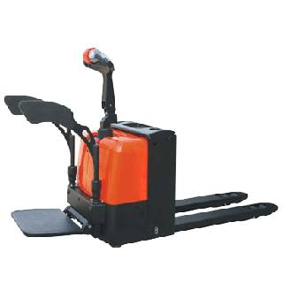Powered Pallet Jacks with CE Certificate