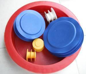 plastic pipe protectors