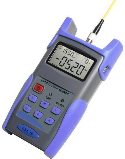 Fiber optic light source power meter OTDRs