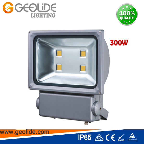 IP65 LED Flood Lighting Quality 120W-300W COB Outdoor LED Floodlight for Park with Ce
