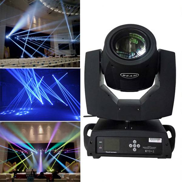Stage LED moving head light beam 200W 5R sharpy led beam stage light