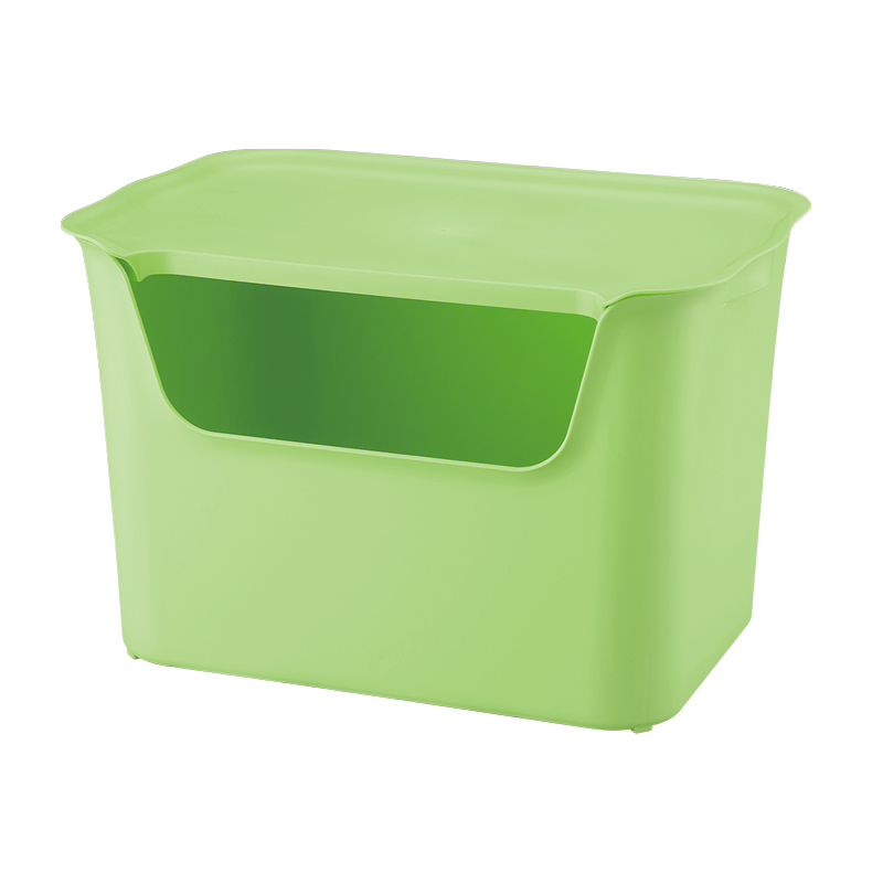 6006 echo-friendly plastic storage box for Daily necessities