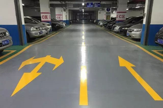 China Supplier Export Epoxy Resin Parking Area Paint - FOSHAN GRK