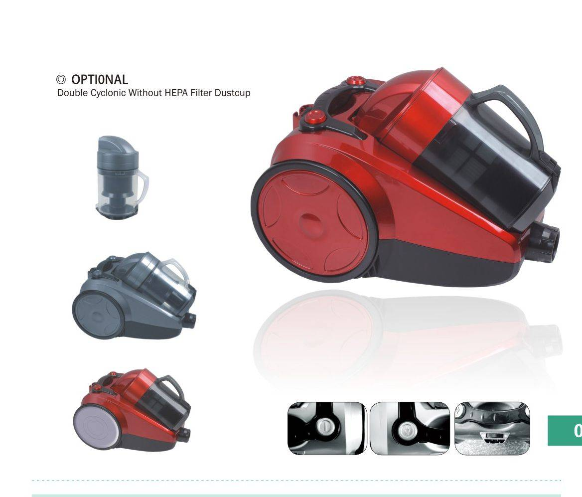 Cyclonic Cleaner JL-C4001