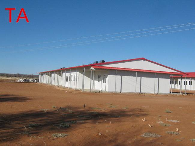 Prefab house/moving house/ prefabricated building/temporary house