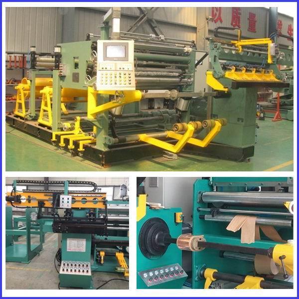 the best seller 500-1600mm BRJ transformer copper aluminum foil winding machine