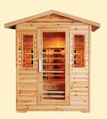 outdoor sauna(SW-003P)