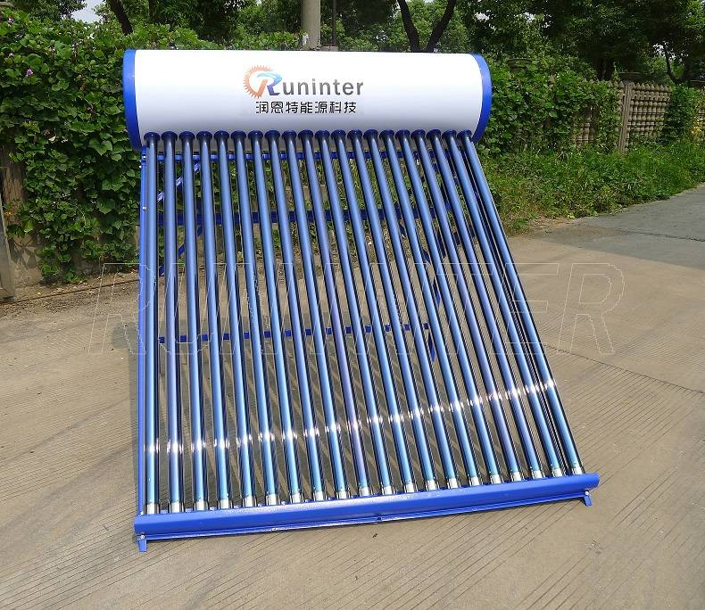 Non-pressure Thermosyphon Solar Water Heater