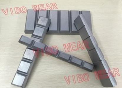 Mining and Dredging Parts / White Iron Laminated Wear Chocky Bars and Blocks
