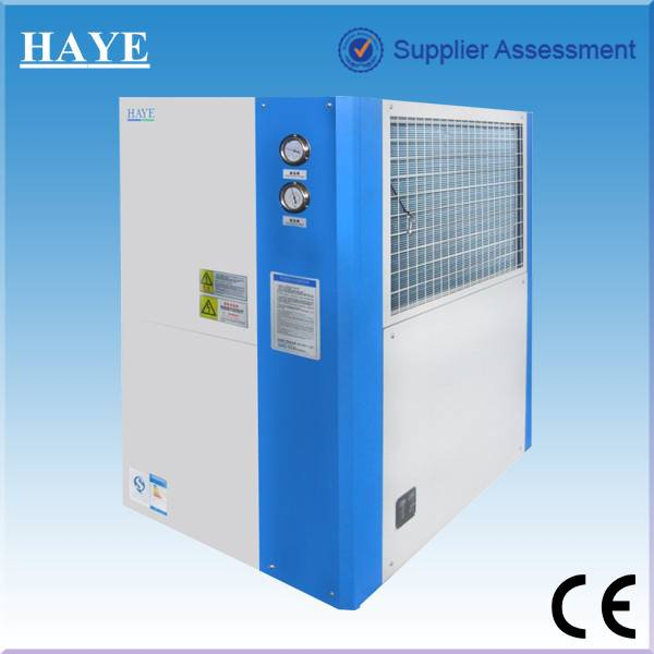 cooling capacity:36.4KW portable box-type Cooled Industrial Chiller HYA-12AD