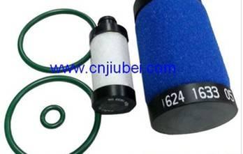 oil free filter elements/air compressor part/service kit 2901111500/ filter kit for ZT37/1624163305