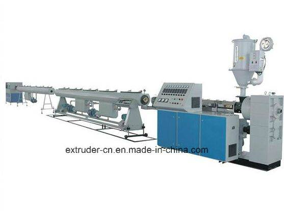 PERT Hot Pipe Extruder Machine